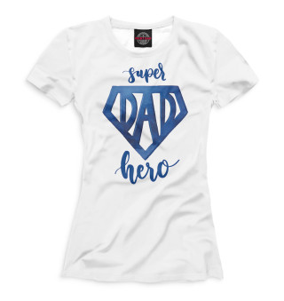Super Dad hero